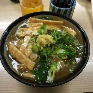 京都のとある食堂